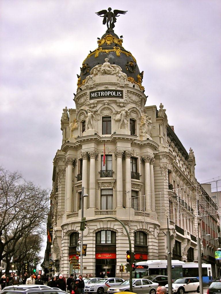 Madrid Launch